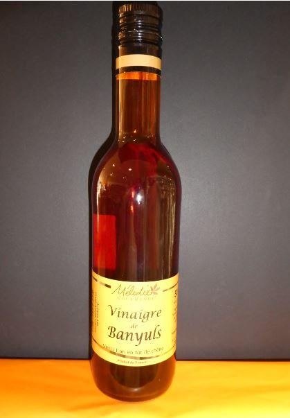 VINAIGRE DE BANYULS 50CL
