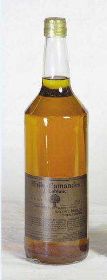 HUILE D'AMANDES 50CL