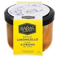 BABA LIMONCELLO/CITRONS 380G