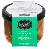 BABA TRIPLE SEC/ORANGES 380G